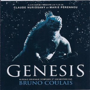 O.S.T. (Bruno Coulais) / Genesis (CD+DVD, 미개봉)