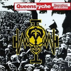 Queensryche / Operation: Mindcrime (REMASTERED, 미개봉)