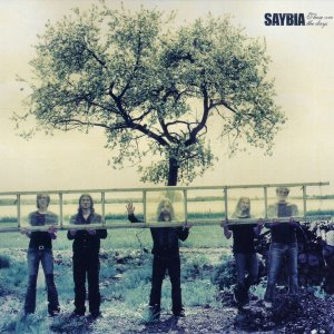 Saybia / These Are The Days (DIGI-PAK, 미개봉)