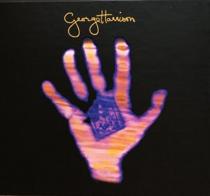 George Harrison / Living In The Material World (CD+DVD, LIMITED EDITION) (미개봉)