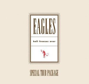 Eagles / Hell Freezes Over (SPECIAL TOUR PACKAGE) (CD+DVD, DIGI-BOOK) (미개봉, 홍보용)