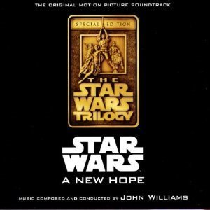 O.S.T. / Star Wars: A New Hope (2CD, SPECIAL EDITION)