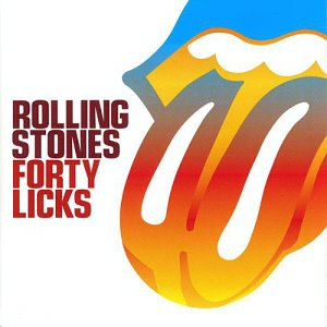 Rolling Stones / Forty Licks (2CD, 미개봉)