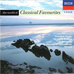 V.A. / The World Of Classical Favourites (홍보용)