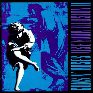 Guns N' Roses / Use Your Illusion II (미개봉)