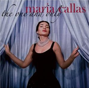 Maria Callas / The One and Only Maria Callas (2CD, 홍보용)