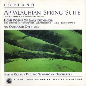 Keith Clark / Copland: Appalachian Spring Suite