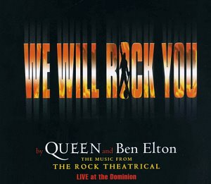 O.S.T. / We Will Rock You: Queen And Ben Elton (홍보용)