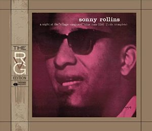 Sonny Rollins / A Night At The Village Vanguard (2CD, RVG Edition)
