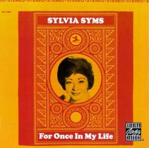 Sylvia Syms / For Once In My Life