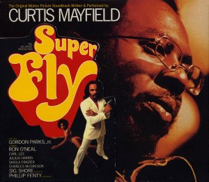 Curtis Mayfield / Superfly (2CD, 25th Anniversary Edition, DIGI-PAK)
