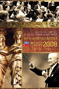 [DVD] Georges Pretre / New Year's Concert 2008 (빈 신년 음악회 2008) (홍보용)