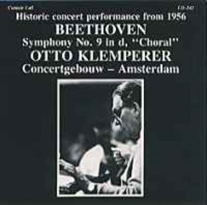 Otto Klemperer / Beethoven: Symphony No.9 in d, Choral