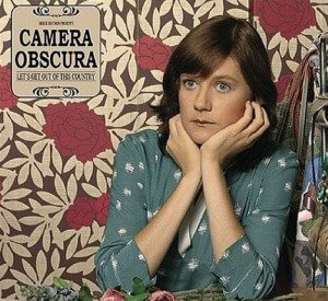 Camera Obscura / Let's Get Out Of This Country (2CD, 홍보용)