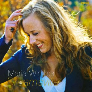 Maria Winther / Dreamsville (SACD Hybrid)