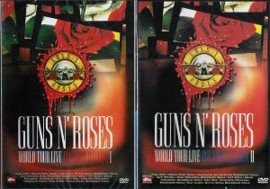 [DVD] Guns N' Roses / World Tour Live: Use Your Illusion I & II (2DVD)