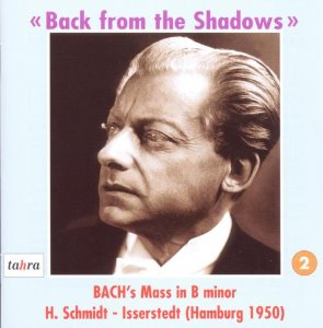 Hans Schmidt-Isserstedt / Back From the Shadows Vol. 2 (2CD)