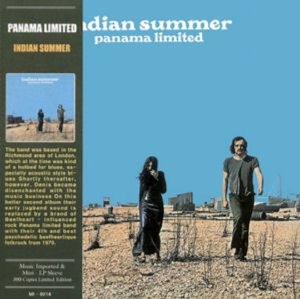 Panama Limited / Indian Summer (LP MINIATURE)
