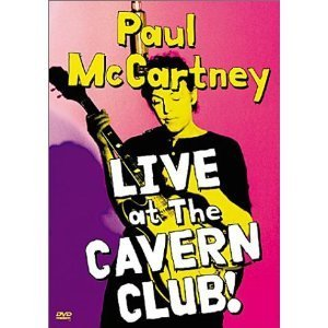 [DVD] Paul Mccartney / Live At The Cavern Club!