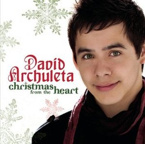 David Archuleta / Christmas From The Heart (홍보용)