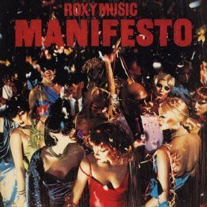 Roxy Music / Manifesto (LP MINIATURE)