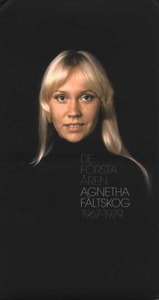 Agnetha Faltskog / De Forsta Aren 1967-1979 (6CD, BOX SET)