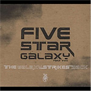 Five Star Galaxy / Five Star Galaxy, Part 2 (DIGI-PAK)