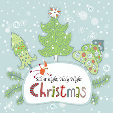 V.A. / Silent Night, Holy Night Christmas (DIGI-PAK, 미개봉)