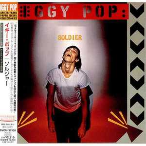 Iggy Pop / Soldier (LP MINIATURE)