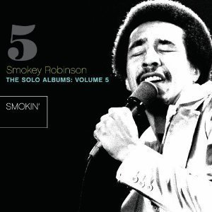 Smokey Robinson / The Solo Albums, Volume 5: Smokin' (DIGI-PAK, 미개봉)