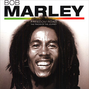 Bob Marley / Freedom Road: The Tracks Of The Journey (CD+DVD, 미개봉)