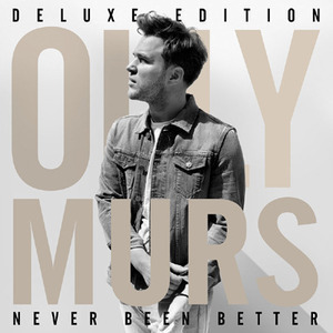 Olly Murs / Never Been Better (DELUXE EDITION, DIGI-BOOK)
