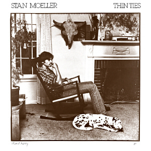 Stan Moeller / Thin Ties (REMASTERD / LP MINIATURE)