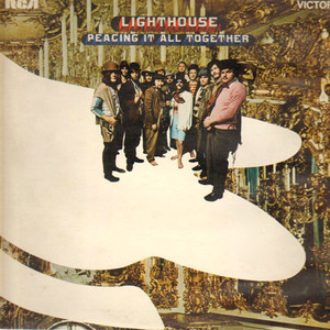 Lighthouse / Peacing It All Together (LP MINIATURE)
