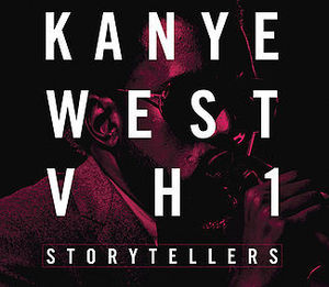 Kanye West / VH1 Storytellers (DELUXE EDITION, CD+DVD) (미개봉)