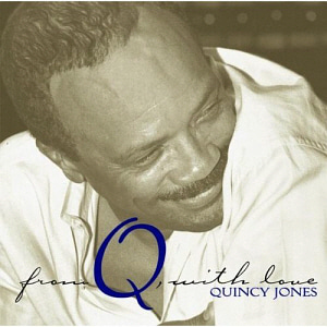 Quincy Jones / From Q, With Love (2CD, 미개봉)