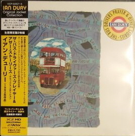 Ian Dury / The Bus Driver's Prayer & Other Stories (2CD, LP MINIATURE)