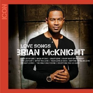 Brian Mcknight / ICON - Love Songs (미개봉)