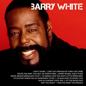 Barry White / ICON (미개봉)