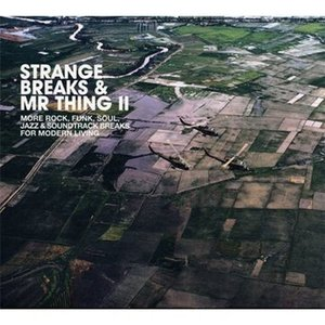 V.A. / Strange Breaks & Mr Thing 2 (2CD, DIGI-PAK)