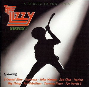 V.A. / The Lizzy Songs! - A Tribute To Phil Lynott