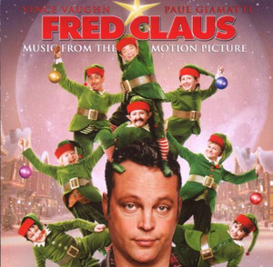 O.S.T. / Fred Claus (산타는 괴로워) (미개봉)