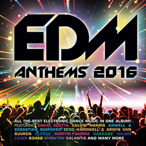 V.A. / EDM Anthems 2016 (2CD)