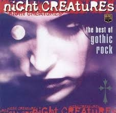 V.A. / Night Creatures - The Best Of Gothic Rock (미개봉)