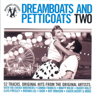 V.A. / Dreamboats And Petticoats Two (2CD)