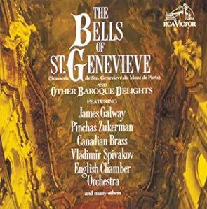 V.A. / The Bells Of St. Genevieve And Other Baroque Delights