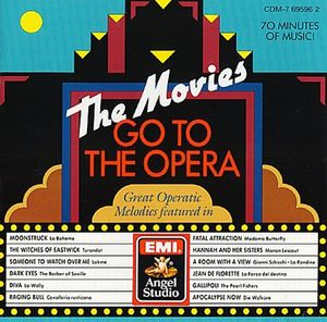 V.A. / The Movies Go To The Opera