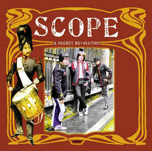 Scope / A Secret Revolution (LP MINIATURE)