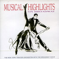 V.A. / Musical Highlights : The New York Theater Orchestra (2CD)