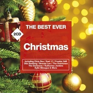 V.A. / The Best Ever Christmas (2CD, 미개봉)
